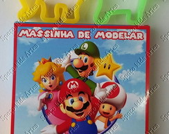 Kit Massinha Mario Bros