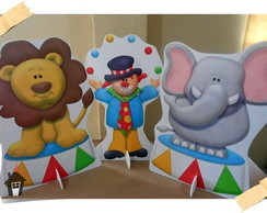 Kit Display de Chão para Festa Infantil Circo (7)