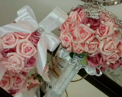 Kit Bouquet Di Capri rosa & pink I