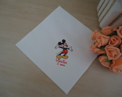 Guardanapos De Papel Mickey