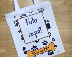 Sacola Eco bag Personalizada Pet