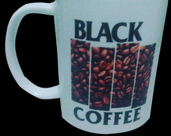 Caneca - Black Coffee