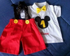 Camiseta michey