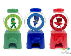 Mini Candy Machine - PJ Masks