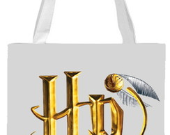 Bolsa Sacola Ecobag, Harry Potter Hp