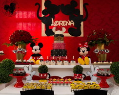 FESTA MINNIE E MICKEY