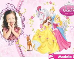Princesas disney lona festa aniversario elo7 princesas disney painel lona festa aniversrio infantil hd thecheapjerseys Choice Image