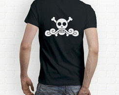 Camisa Jolly Roger Gol D Roger - One Piece