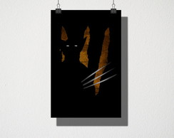 Poster A3 Wolverine
