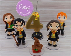 Kit Topinho com vela Harry Potter
