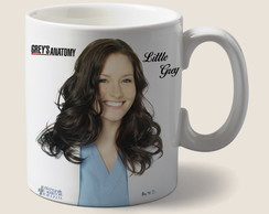 Caneca Little Grey - Lexie Grey - Greys Anatomy
