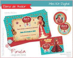 Mini Kit Digital Elena de Avalor