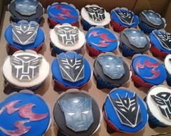 Cupcakes - Transformers