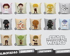 Almofadas Decorativas Star Wars Baby