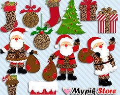 Kit Digital Natal Papai Noel 02