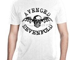 Camiseta Avenged Sevenfold Banda de Rock Mod 02