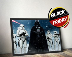Quadro Darth Vader - Star Wars
