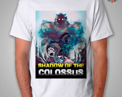 Camiseta - Shadow Of The Colossus