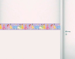 Faixa Decorativa Border Princesas Dsiney 01