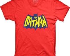 Camiseta Batman - Anos 60 (Adam West)
