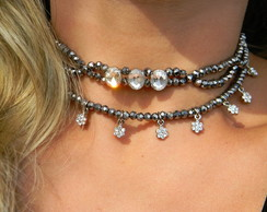 Mix Chokers Lua - Cód. M042