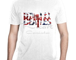 Camiseta The Beatle Banda de Rock Mod 04