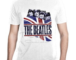 Camiseta The Beatle Banda de Rock Mod 08
