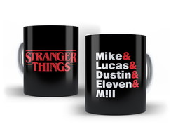 Caneca Stranger Things