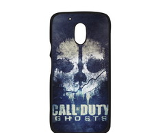 Capa para Celular Call of Duty Ghost Moto G4 Plus