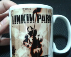 Caneca Linkin Park - You live what you've learned