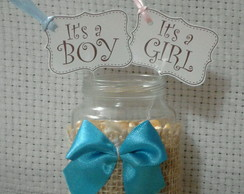 Topper It's a boy/ It's a girl