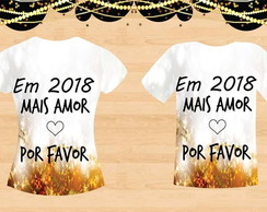 KIT Camisetas / Adulto - Ano Novo