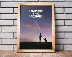 Poster: Under the Dome: Sob a Redoma | A3