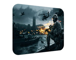 Mouse Pad Gamer Battlefield