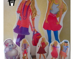 Kit Display para Festa Infantil Barbie (1)