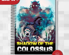 Caderno - Shadow Of The Colossus