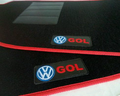 Tapete Automotivo Gol G3 G4 G5 Car