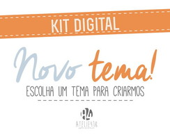 NOVO TEMA - KIT DIGITAL
