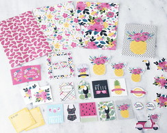 KIT SCRAPBOOK SUMMER
