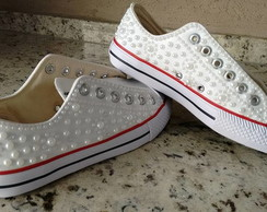 Tenis customizado original allstar