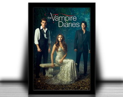 Poster The vampire diares