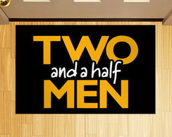 Tapete Capacho Two And Half Men
