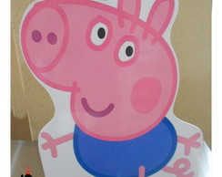Display para Festa Infantil Peppa George