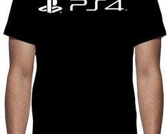 Camiseta Playstation 4 (ps4) - Estampa Total