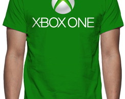 Camiseta Xbox One - Estampa Total