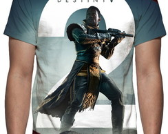 Camiseta Game Destiny 2 Arcano - Estampa Total