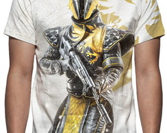 Camiseta Game Destiny 2 Arcano Mod 02 Estampa Total
