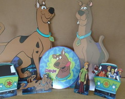 Display Scooby Doo
