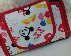 Carteira Minnie & Mickey