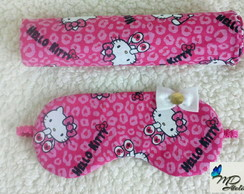 Fronha infantil hello Kitty